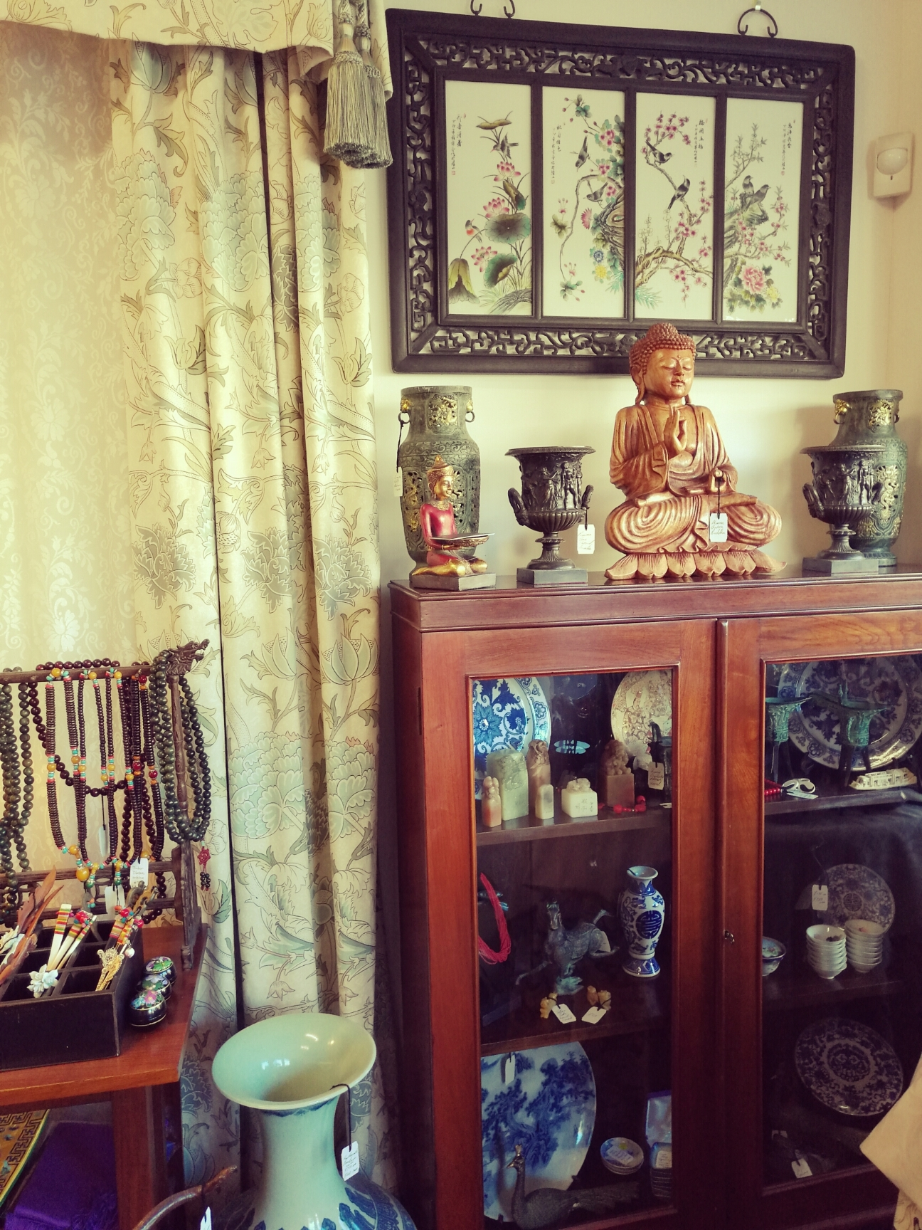 antique items for home decors
