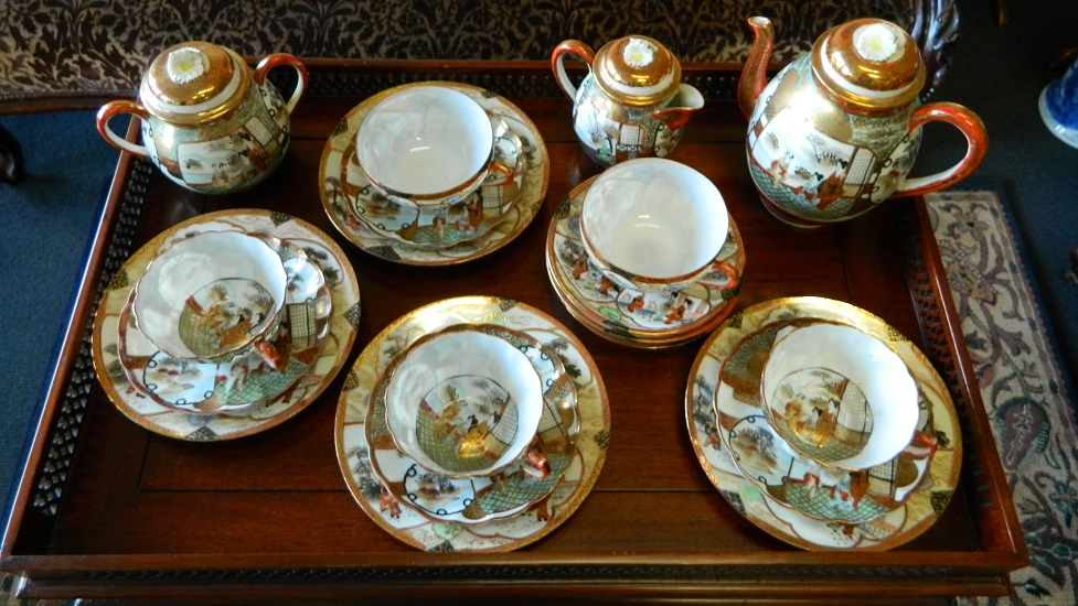 tea cups and saucers vintage collection