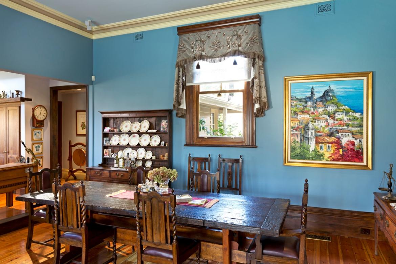 Family Dining Room interiors