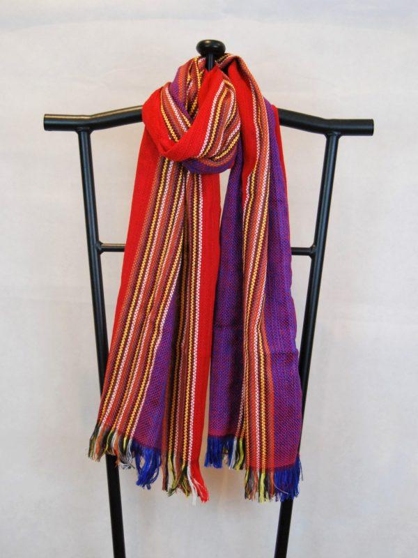 shangri la cotton scarf for women